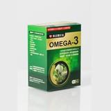 承泰生技Omega-3紫蘇籽油膠囊X1盒